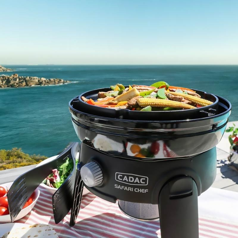 Plinski žar Cadac 6540H1 - Safari Chef 2 HP