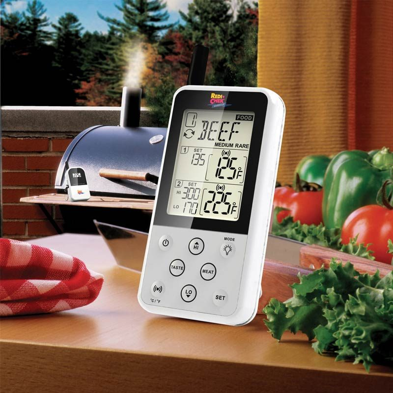 Brezžični termometer za žar Maverick ET-733