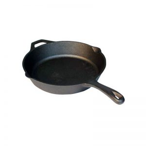 "Litoželezna ponev Camp Chef 14"""