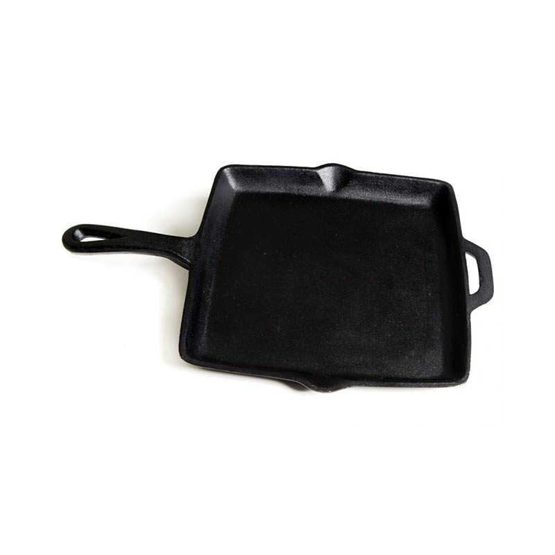 Litoželezna ponev Camp Chef 28cm (oglata)