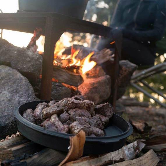 Litoželezna posoda Camp Chef Dutch oven 30cm