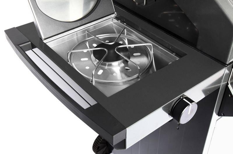 CADAC: žar Meridian stainless steel 3B+SB (98510-33-01-EF)