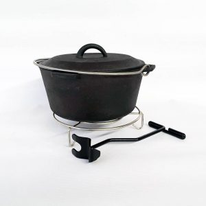 Camp chef: Dutch oven osnovni 25 cm